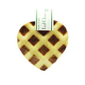 期間限定 修道院の味 薄焼きワッフルクッキー リーフ クローバー 2枚入×10袋 【お1人様3セット限り】