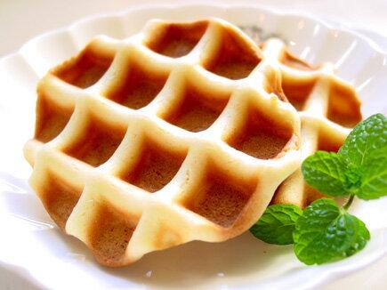 秋冬限定 修道院の味 薄焼きクッキー一期一會 ワッフルリーフ2枚入×10袋 【お1人様2セット限り】