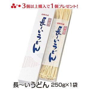 ギフト 長ーいうどん 島原名産(250g×1袋)うどん 乾麺 高級 贈り物 ギフト うどん 乾麺 志 ご仏前 手土産