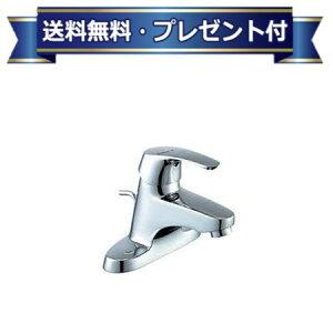 【全品送料無料!】【プレゼント付き】∞[LF-B350SY]INAX/LIXIL 洗面水栓 シングルレバー混合水栓 EC/センターセットタイプ ビーフィットポップアップ式(エコハンドル) 一般地・寒冷地共用(