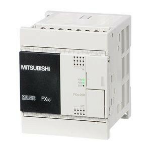 FX3S-10MR/DS 三菱電機 シーケンサ MELSEC-F FX3S基本ユニットDC電源 DC入力