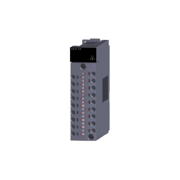 QX10-TS 三菱電機 シーケンサ MELSEC-Q 入出力ユニット 入力