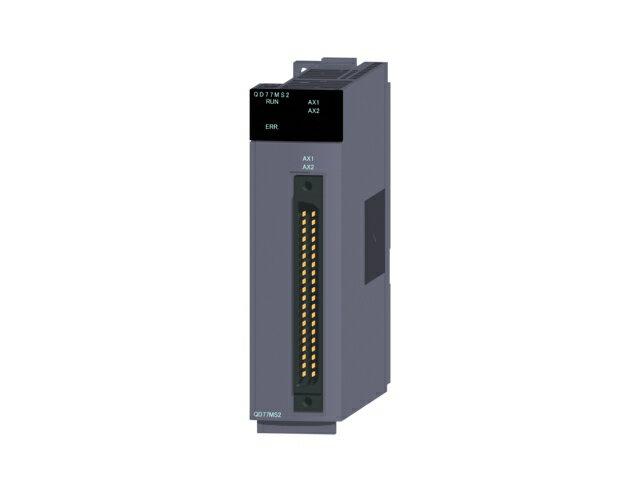【在庫有り】 QD77MS2 三菱電機 MELSEC-Q 位置決め パルス入出力ユニット シンプルモーションユニット シーケンサ 2軸
