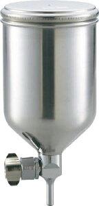 TGC-04FA TRUSCO フリーアングル塗料カップ 重力式用 容量0.4L 脚付