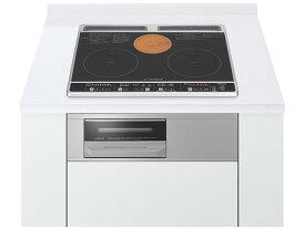送料無料 HT-K6S 日立 IHクッキングヒーター 幅60cm IHヒーター IH調理器(ビルトイン)