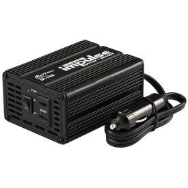 大自工業(メルテック)インバーターコンセント DC12V用(ACコンセント×1口/定格出力120W/  最大瞬間出力300W) IP-150[配送区分:小型20kg]