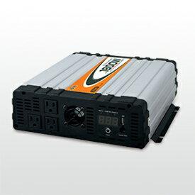 大橋産業 BALDC/AC正弦波インバーター 1800No.489[配送区分:小型20kg]