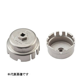 京都機械工具(KTC)ろ紙交換用オイルフィルタレンチAVSA-R64B[配送区分:小型20kg]