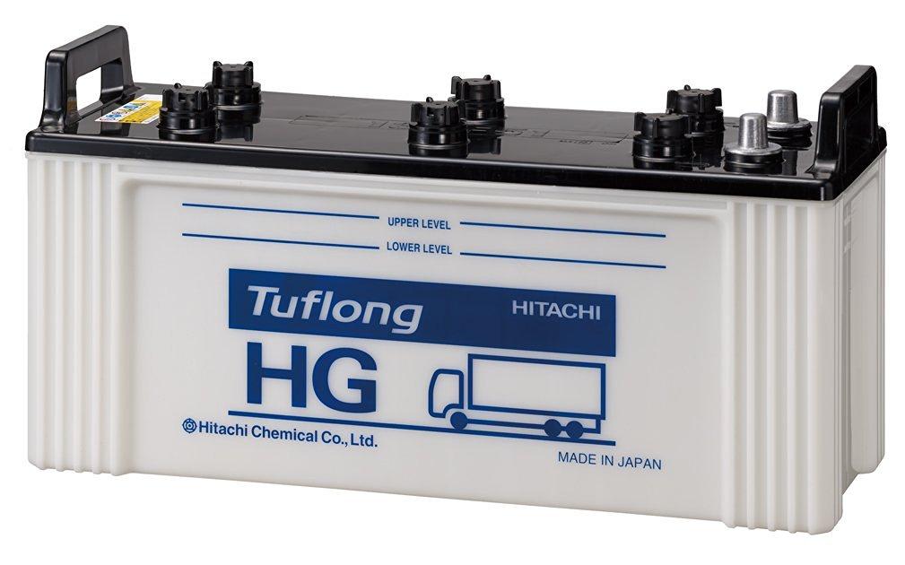 日立化成 日立バッテリー大型車用・トラック用バッテリーTuflong HG GH 130F51主な互換品番:115F51/130F51地域限定(本州・四国・九州)送料無料【廃バッテリー無料回収、北海道・東北・沖縄県以外、  ご希望の方、対応いたします】