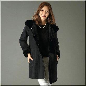 seven-fairy | Rakuten Global Market: Shearling Duffle coat ...