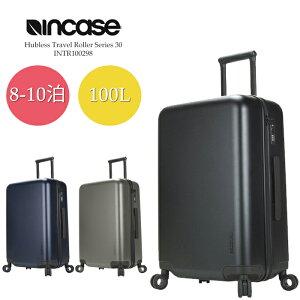 祝★開店 インケース バッグ スーツケース INCASE Hubless Travel Roller Series 30 INTR100298 ローラー キャリーバッグ キャスター メンズ レディース ユニセックス 男性 女性 国内 国外 旅行 飛行機 収納
