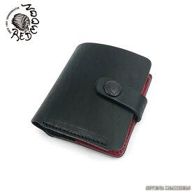 【レビューで無料メンテナンス】レッドムーン REDMOON ショートウォレット コンパクトウォレット 本革 カードケース メンズ レディース 日本製 rm-nw01-sl