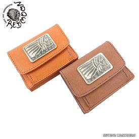 【レビューで無料メンテナンス】レッドムーン REDMOON 財布 ミニウォレット 小さい財布 コンパクト メンズ レディース 本革 レザー 全7色 牛革 日本製 国産 RM-WMW-F
