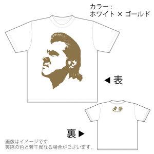 ビッグフェイスTシャツ/竹内力/力祭/竹内力