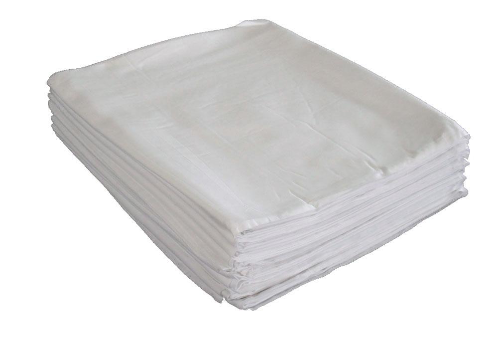 【業務用】綿100% シーツ 160×280cm 白 1枚単位