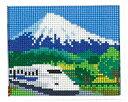 スキルミニギャラリー 新幹線と富士山 MG80 (メール便不可)
