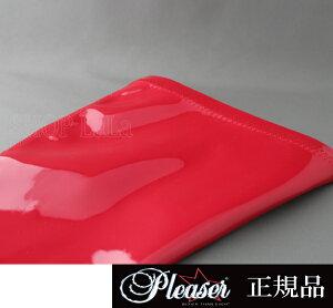 【あす楽対応】大きいサイズピンヒールニーハイブーツ(ジッパー付き)赤【レディースロングブーツ靴】SED3000R(stock)
