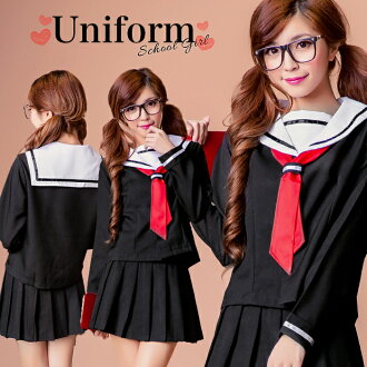 sailor clothes cosplay student clothes costume costume long sleeve uniform halloween non sister lolita lolicon costume cute anime akb akiba costume event - Clothes Halloween