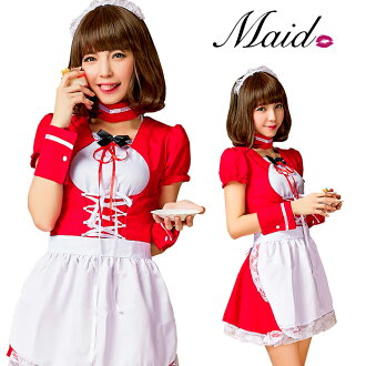 As for maid clothes costume play maid costume play clothes costume adult sexy Halloween costume Koss costume play clothes disguise こすぷれ cosplay costume play clothes コスプレゴスロリ school festival costume play maid clothes, it is costume play maid costume play