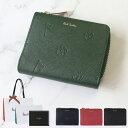 ポールスミス 財布 二つ折り財布 ポールドローイング 小銭入れあり Paul Smith メンズ レディース ブランド 正規品 新…