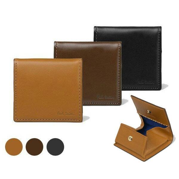 ポールスミス オールドレザー 財布 メンズ コインケース 小銭入れ pawl smith P480
