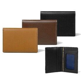 ポールスミス カードケース パスケース 定期入れ カードケース レザー Paul Smith メンズ レディース ブランド 牛革 送料無料 正規品 新品 ギフト プレゼント ブラック 黒 2020 オールドレザー P481 873215 PSC481