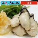 浜蒸し牡蠣 1kgに55粒前後入り 広島県産 冷凍食品 かき カキ