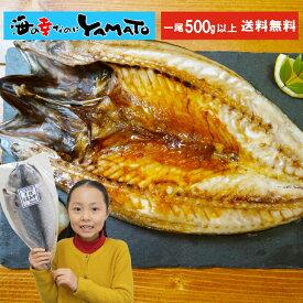 干物 真サバの開き干し 1枚500g以上特大サイズ 冷凍食品 お酒のつまみ さば 鯖 一夜干し あす楽
