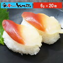 ホッキ貝 お刺身スライス6g x20枚 カナダ産 ほっき 寿司