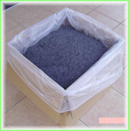 『稲わら灰100%の草木灰50L(7kg以上)』原料は稲わら100%、当店手作り品5mmメッシュ仕上げでお買い得。基本送料込み価格です。(遠隔地別途+)