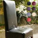 【ダイニングチェアカバー 1枚 椅子カバー 撥水タイプ】 合皮 レザー風 背もたれ いす かけるだけ ストレッチ モ…