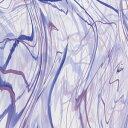 グラスアート用 グラスアートフィルムNo.444【マーブルフロート ウィザード】