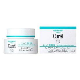 《花王》 Curel (キュレル) 潤浸保湿フェイスクリーム 40g 【医薬部外品】 返品キャンセル不可