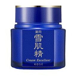 【医薬部外品】 《コーセー》 薬用 雪肌精 クリーム エクセレント 50g (美白クリーム)