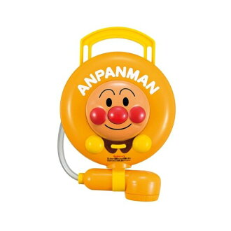 Anpanman in shower (toys)
