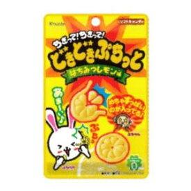 【ケース販売】どきどきぷちっと(はちみつレモン味)×200個【クラシエフーズ/食玩・知育菓子】