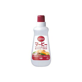 【ケース販売】マービー 液状 620g (マービー 甘味料) 【12個セット】【低カロリー甘味料/添加物不使用/還元麦芽糖水飴】