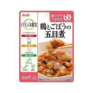 バランス献立 鶏とごぼうの五目煮 ( 100g )