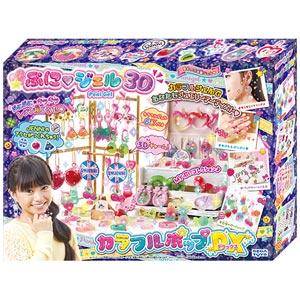 【■】セガ・トイズ【キラデコアート PG-14 ぷにジェル3D カラフルポップDX】【包装区分:B/C】