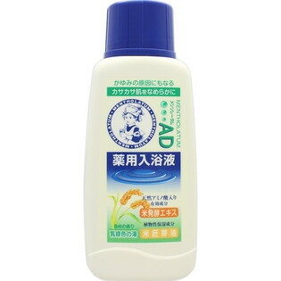 【ロート製薬】メンソレータムAD入浴液 ≪森林の香り≫720ml