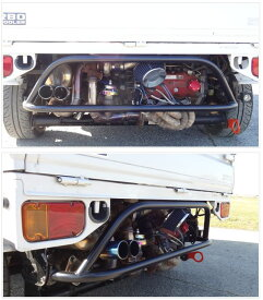 オーバーテック(OVERTECH) バギーバンパー サンバートラックTT1/TT2