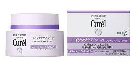 花王 Curel キュレル エイジングケアシリーズ クリーム とてもしっとり 40g[cp]