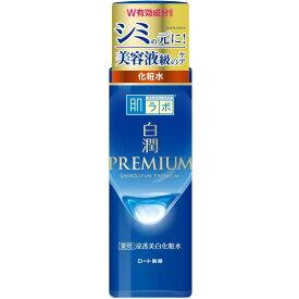ロート製薬 肌ラボ 白潤プレミアム 薬用 浸透美白化粧水 170ml