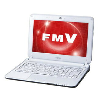 Fujitsu FMV LIFEBOOK MH30/C FMVM30CW [Urban White] new [MS office missing]