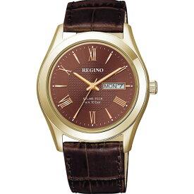 レグノ メンズソーラー腕時計 KM1-229-90 【28日9:59までポイント10倍】