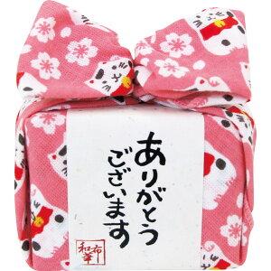 あめはん 桜と招き猫 THA-002-P 内祝 お菓子 菓子折り 焼き菓子 洋菓子 スイーツ ギフト 贈り物 詰め合わせ セット 個包装 プチギフト お礼 ご挨拶 ごあいさつ 退職 引越し 転勤 ご予算 500円
