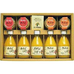 伊藤農園 100%ピュアジュース&ジュレセット V-113 ゼリー ジュース フルーツジュース 内祝い お返し 飲料 ドリンク 食品 ギフト 贈り物 詰め合わせ セット