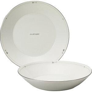 ジルスチュアート ペアパスタプレート 41635‐33355 内祝 洋食器 皿 お皿 プレート ギフト 贈り物 詰め合わせ セット ホワイトデー お返し