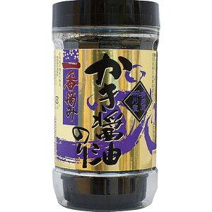有明海柳川産一番摘み 卓上ボトル かき醤油のり(8切40枚) AK-3