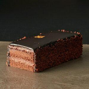 艶 至福のショコラノワール 人気 チョコ チョコレート ケーキ なめらか 濃厚 ベルギー産チョコ スイーツ 送料無料 パティスリー プレザン お取り寄せ お菓子 洋菓子 誕生日 高級 おうち時間